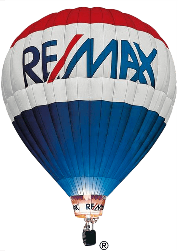 RE/MAX Balloon Logo